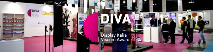 GATTO DISPLAY WINS THE THIRD PRIZE AT THE DIVA AWARD