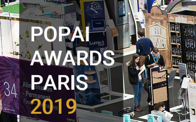 popai award Sarno Display