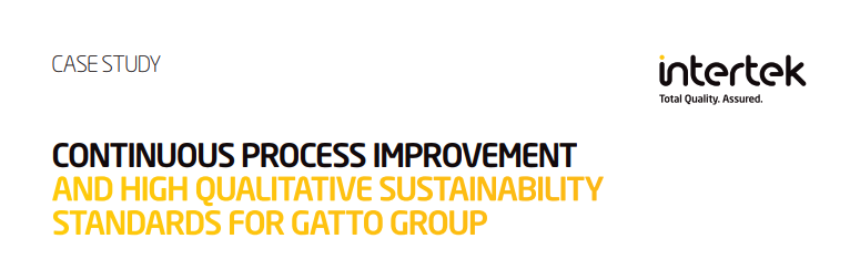 Gatto Astucci Holding becomes an Intertek Case History