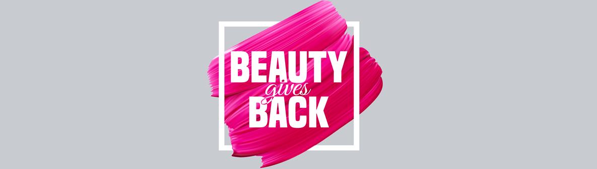 Sarno Display è sostenitore del Beauty Gives Back